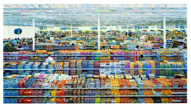 99 cents, Andreas Gursky