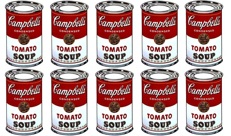 Andy Warhol coup