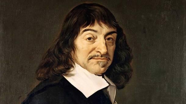 Portrait de René Descartes, Frans Hals
