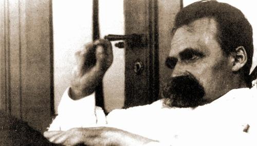 Nietzsche à la fin de sa vie