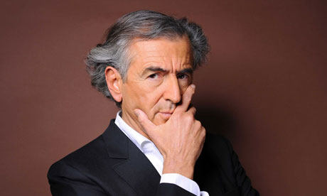 Bernard-Henri Lévy, dit BHL