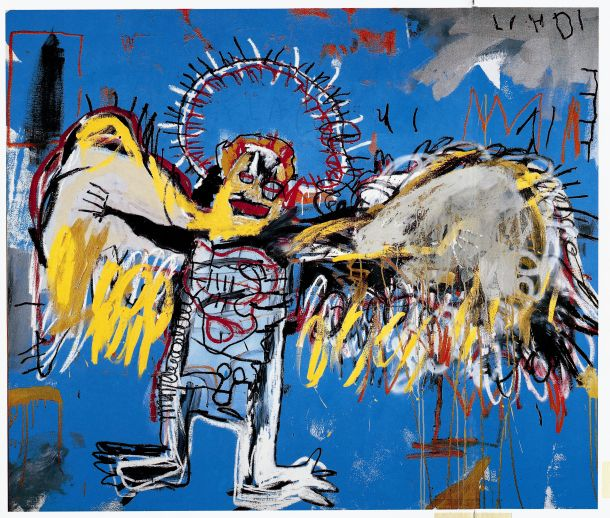 Fallen Angel, Jean-Michel Basquiat