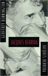 """Jacques Derrida"", par Geoffrey Bennington et Jacques Derrida"