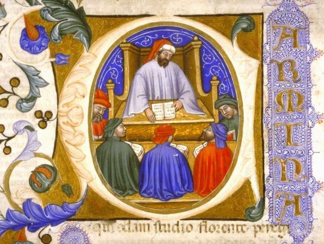 Boethius (miniature)