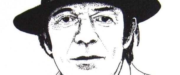 Portrait de Gilles Deleuze