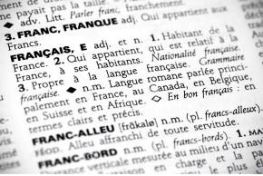 Défendre la langue française?