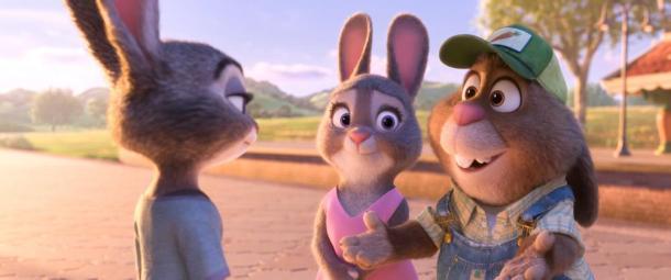 Les parents de Judy Hopps