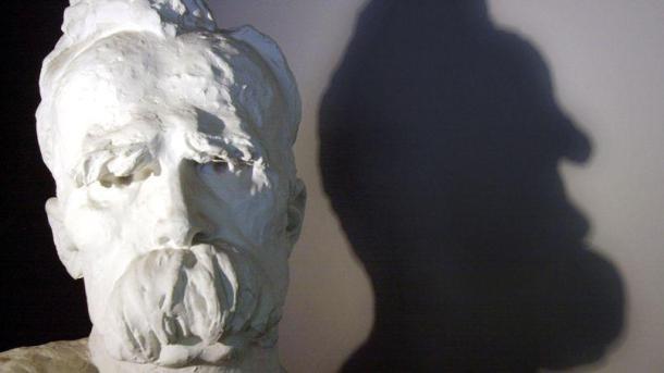 Sculpture de Friedrich Nietzsche