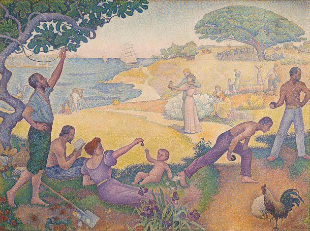 Paul Signac - Au temps de l'harmonie