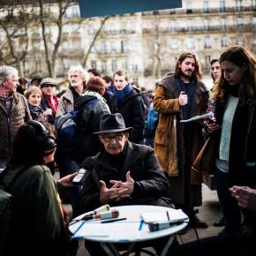 Hommage à Jean-Luc Nancy | Comme une envie de s'exhiber#6