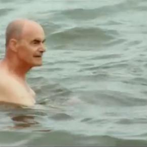 Hommage à Jean-Luc Nancy | Jean-Luc Nancy à la Mer Méditerranée#4